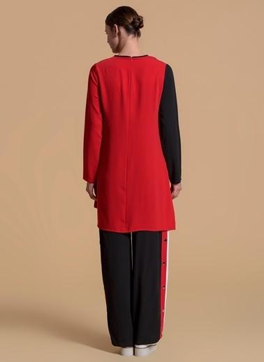 Moodbasic 2 li Takım Kırmızı